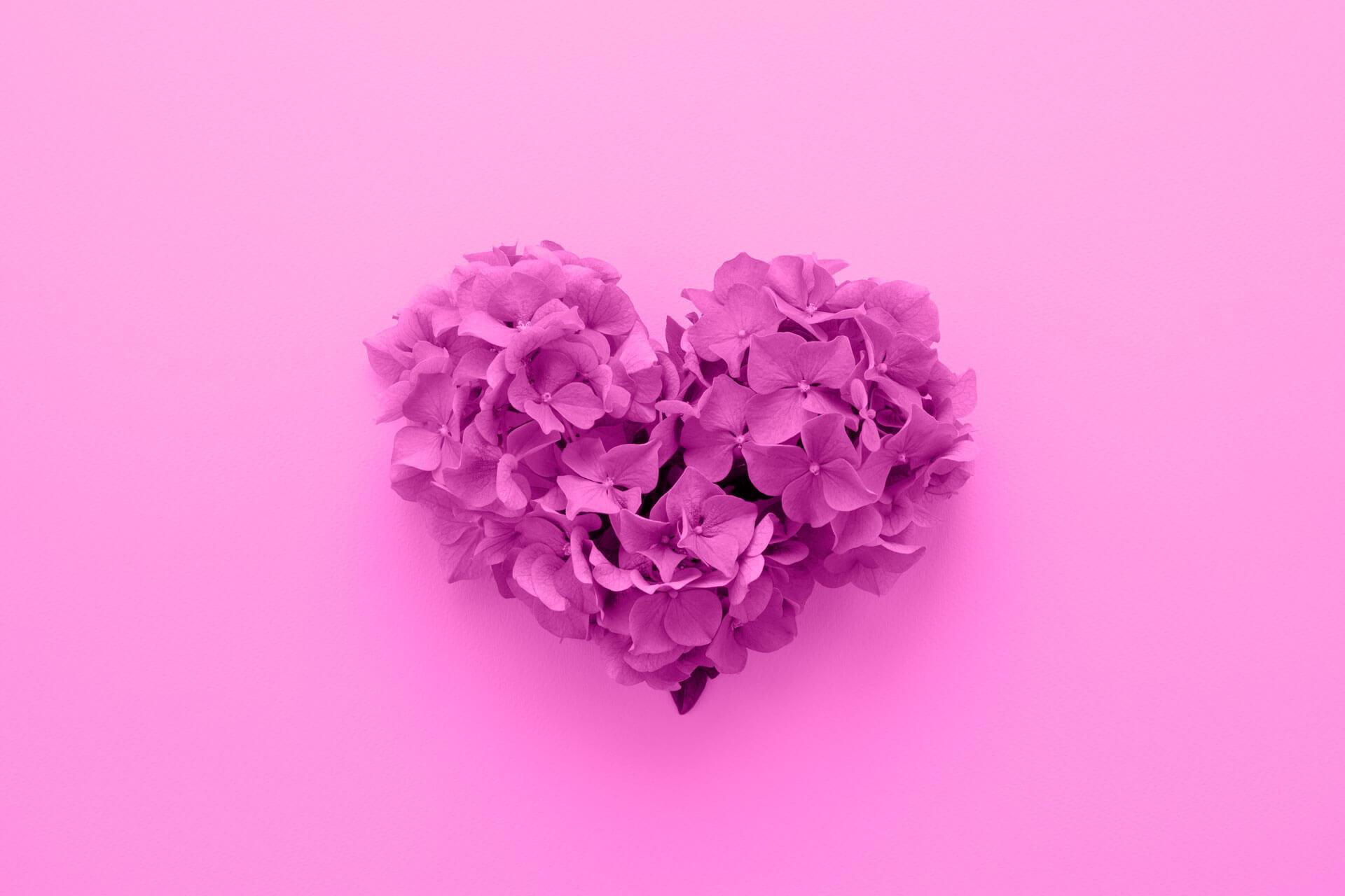 srce od cveca