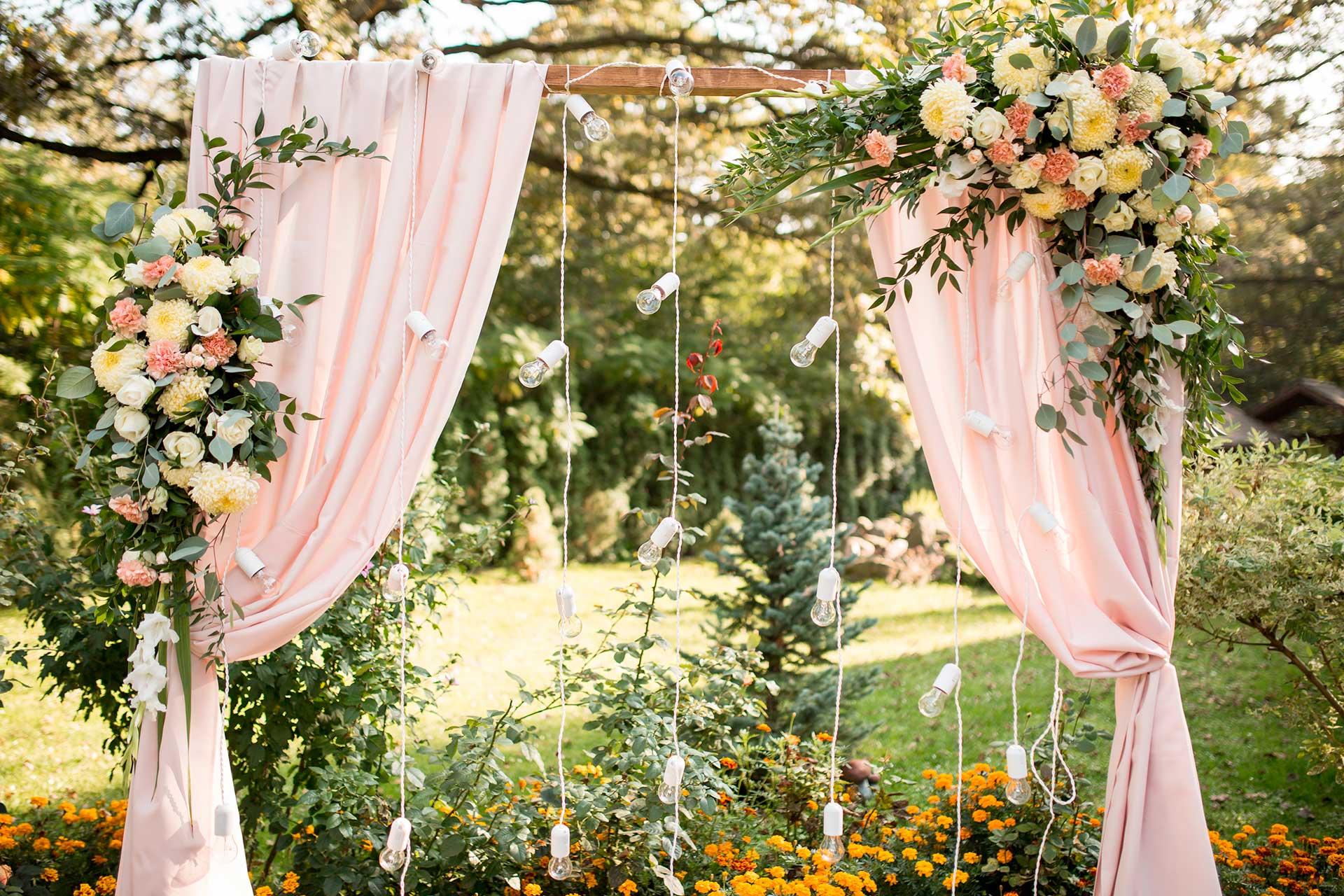paravan za svadbe