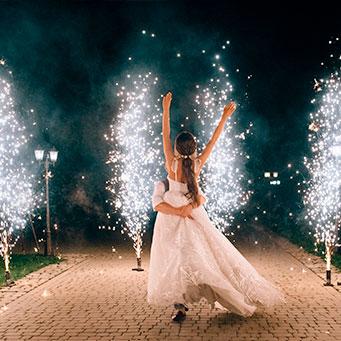 specijalni efekti za svadbe